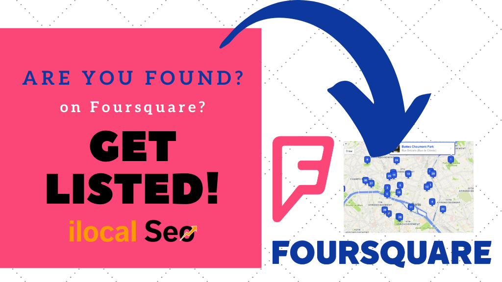 List Your Business on Foursquare for SEO
