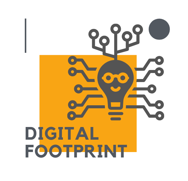 Digital footprint \